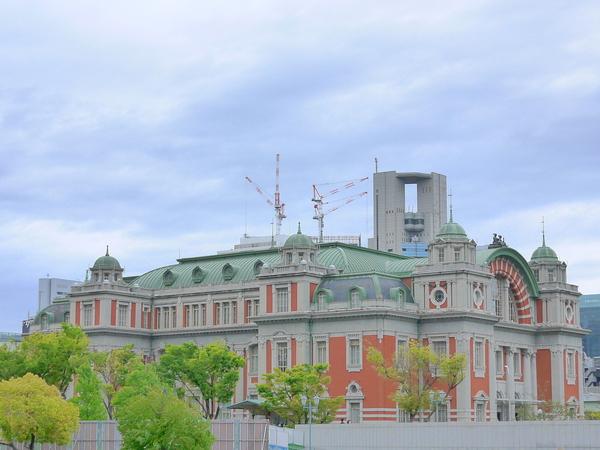 国指定重要文化財 大阪市中央公会堂