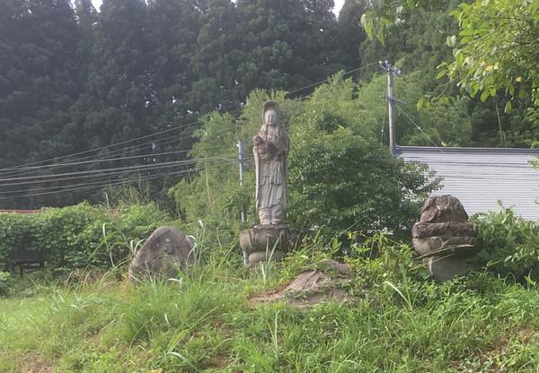 大籠 上野刑場 (オシャナギ様)