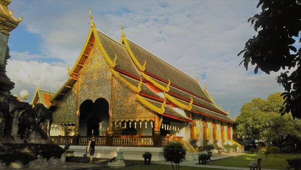 タイ仏教寺院、タイ北部
